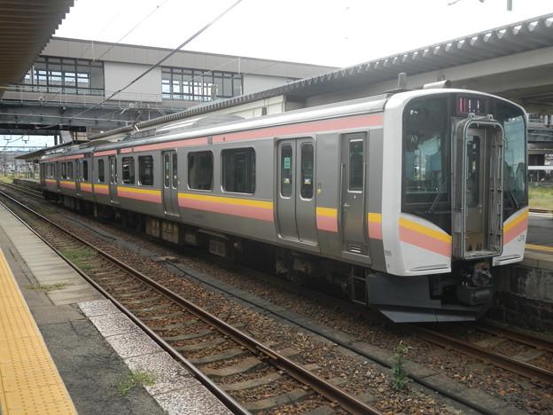E129 exclusive for Niigata Area (2)