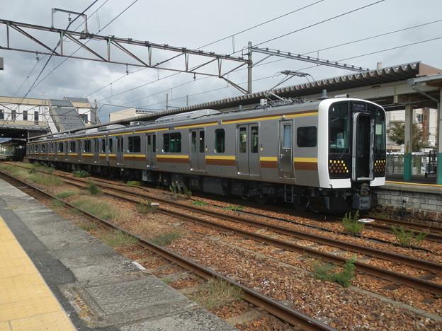 E131-600 lined-out from J-TREC Niitsu