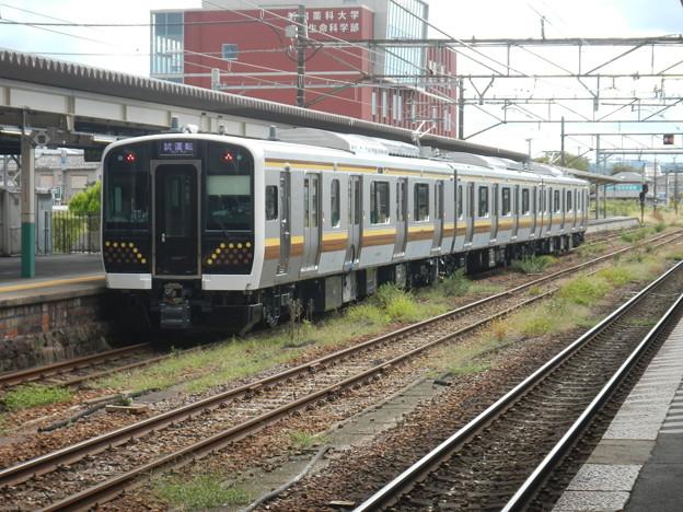 E131-600 Nikko Line 3-car set (2M1T)