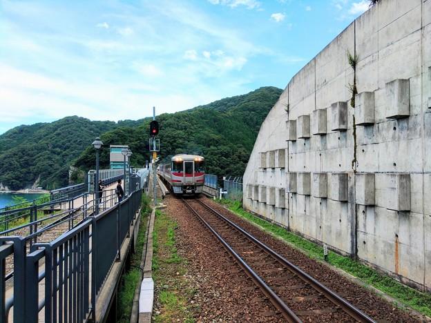 余部鉄橋・空の駅(2)