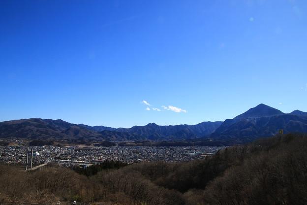 Photos: 秩父ミューズパーク 旅立ちの丘 210216 01