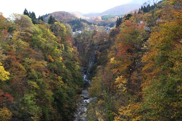 秋田 小安峡 141029 04