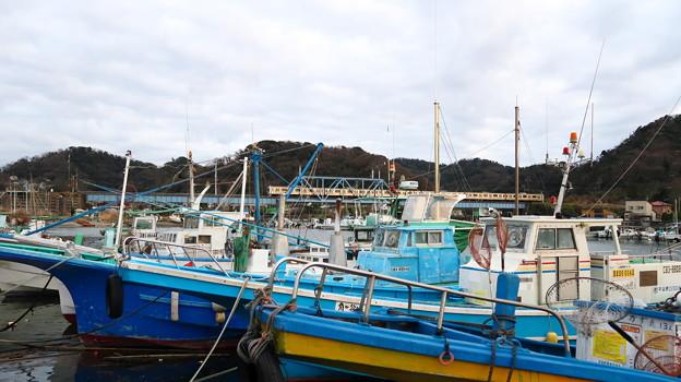 Photos: 上総湊漁港
