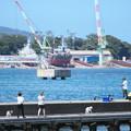 Photos: 夏の桟橋