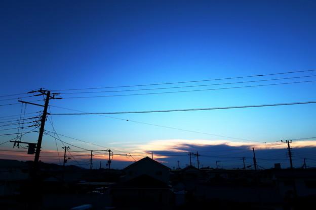 Photos: ダイヤモンド富士、見えなかった。
