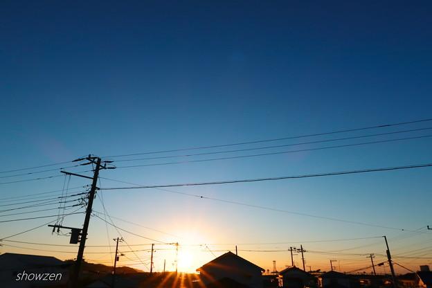 Photos: 穏やかな夕暮れ