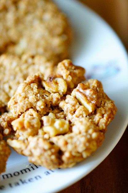 ざくざくクッキー
