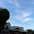 Photos: 空と神社