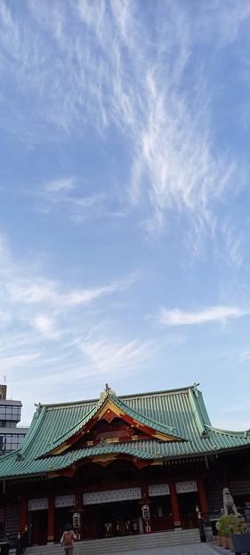空が。。。