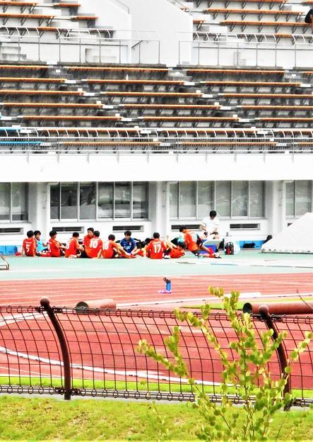 Photos: 明日(日)は試合かな~@陸上競技場@びんご運動公園