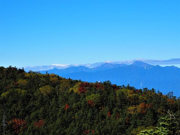 Photos: 白峰三山