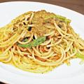 成増 ランチ イタリアン unita ウニタ 菜の花のスパゲッティ   2021/03/13
