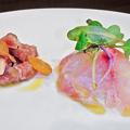 成増 ランチ イタリアン unita ウニタ アオダイのカルパッチョ  ( 前菜 ) 2020/10/01