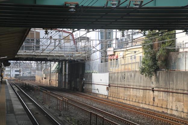 総武本線 新検見川駅