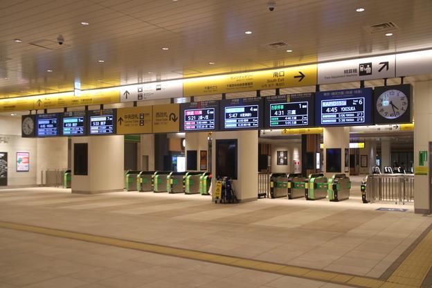 JR 千葉駅 中央改札