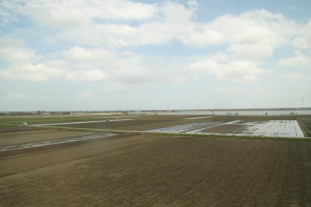 鹿島線 沿線の風景