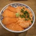 磯丸水産 サーモンねぎトロ丼