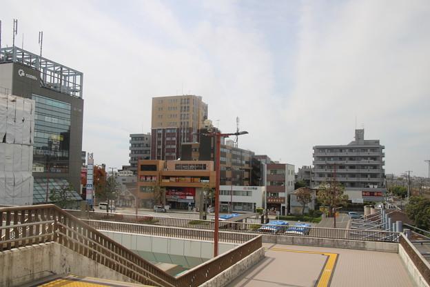 幕張本郷駅(JR/京成) 南口駅前
