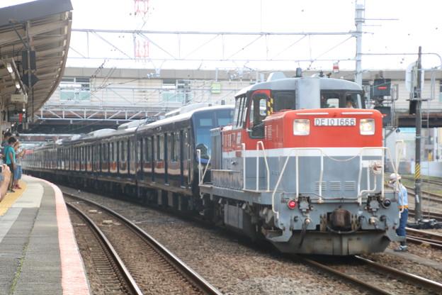 2021.9.23 相模鉄道21000系東急貸出に伴う甲種輸送
