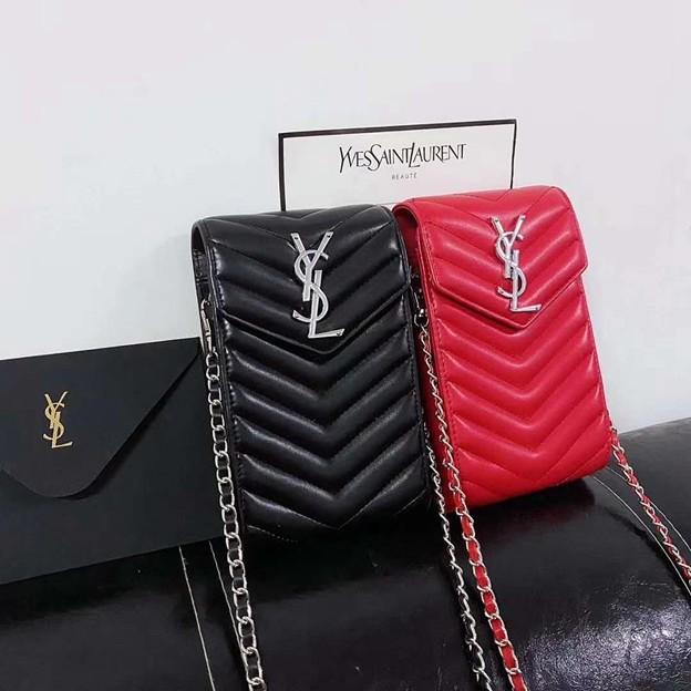 YSL luxury designer iPhone 13 case prada brand