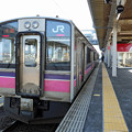 Photos: 田沢湖線701系@大曲駅