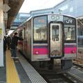 奥羽本線701系@大曲駅
