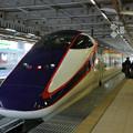 Photos: 山形新幹線E3系@新庄駅