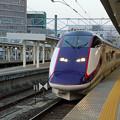 山形新幹線E3系@山形駅