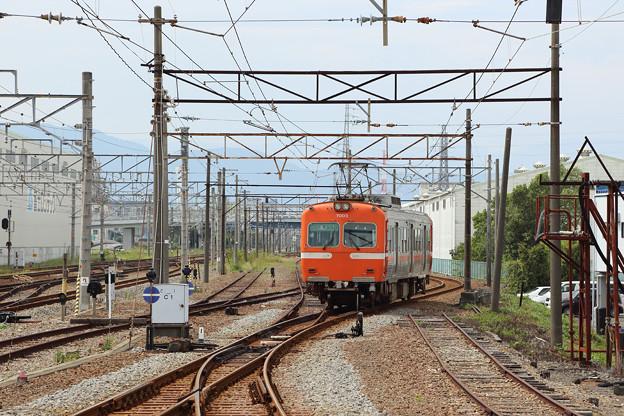 岳南電車7000形