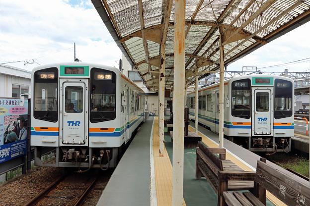 天浜線TH2100形@掛川駅