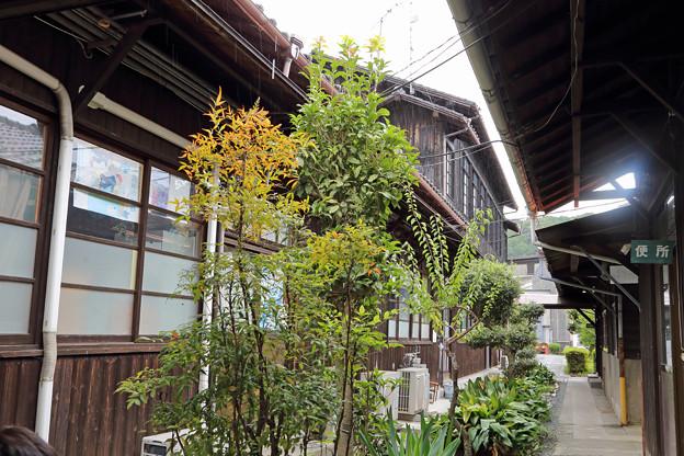 天竜二俣駅の建物(登録有形文化財)