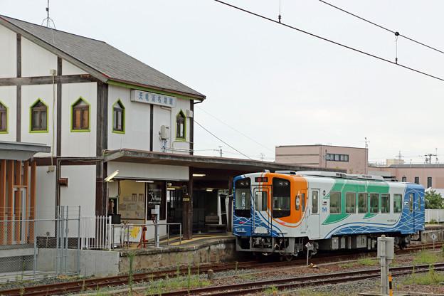 天浜線新所原駅