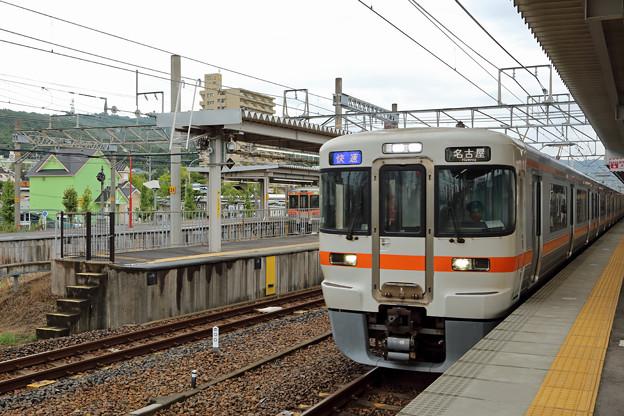 313系@高蔵寺駅