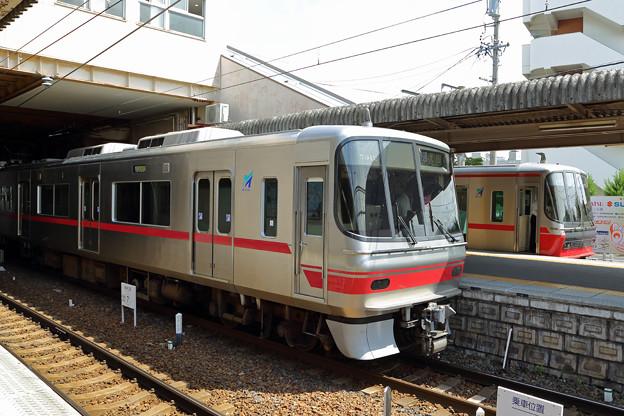 名鉄5000系@犬山駅