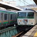 Photos: 185系@戸塚駅