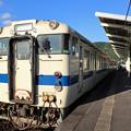 Photos: キハ47@飫肥駅