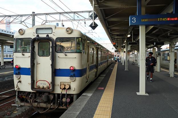 キハ47@南宮崎駅