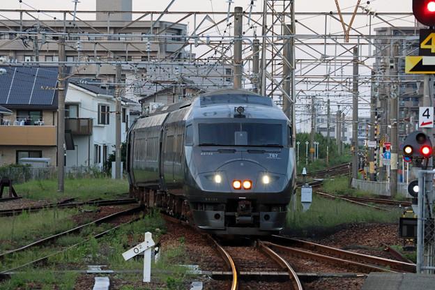 宮崎空港行き普通列車