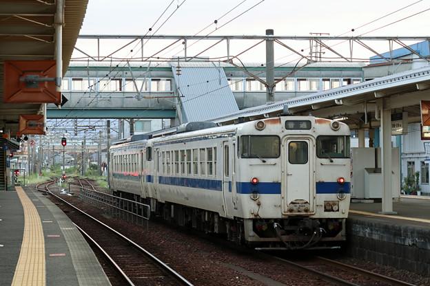 日豊本線キハ40