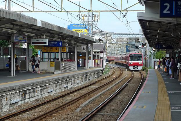 1500形@川崎大師駅