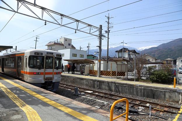 313系宮田駅