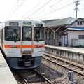 Photos: 313系@伊那八幡駅