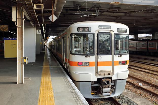 313系@豊橋駅