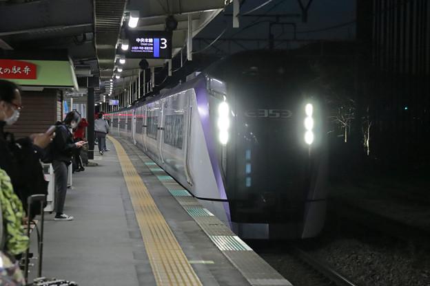 E353系@茅野駅