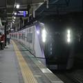 Photos: E353系@茅野駅