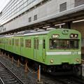 Photos: 奈良線103系@京都駅