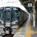 Photos: 和歌山線227系@王寺駅