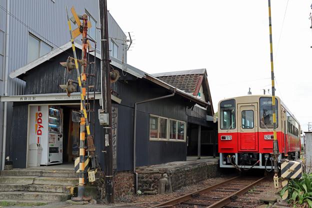 紀州鉄道西御坊駅