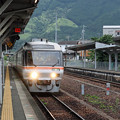 Photos: ワイドビュー南紀8号@尾鷲駅