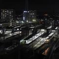 松阪駅の夜景